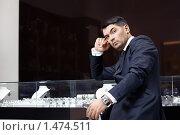 Купить «Управляющий директор», фото № 1474511, снято 26 января 2010 г. (c) Raev Denis / Фотобанк Лори