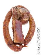 Купить «Мясные деликатесы», фото № 1476051, снято 14 февраля 2010 г. (c) Угоренков Александр / Фотобанк Лори