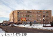 Купить «Орехово-Зуево», эксклюзивное фото № 1476859, снято 13 февраля 2010 г. (c) Яков Филимонов / Фотобанк Лори
