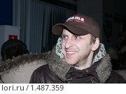 Купить «Гавриил Гавр Гордеев», фото № 1487359, снято 18 февраля 2010 г. (c) Архипова Екатерина / Фотобанк Лори