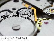 Механизм. Стоковое фото, фотограф Алексей Букреев / Фотобанк Лори