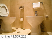 Купить «Туалет», фото № 1507223, снято 26 мая 2009 г. (c) Максим Лоскутников / Фотобанк Лори