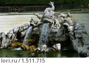Фонтан. Козерта. Италия (2007 год). Стоковое фото, фотограф Валерий Шевцов / Фотобанк Лори