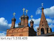 Купить «Москва. Крутицкое подворье», эксклюзивное фото № 1518439, снято 5 июня 2009 г. (c) lana1501 / Фотобанк Лори