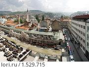 Купить «Сараево, Баш-Чаршия», фото № 1529715, снято 4 мая 2009 г. (c) Paul Bee / Фотобанк Лори