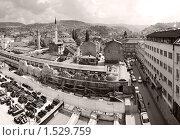 Купить «Сараево, Баш-Чаршия», фото № 1529759, снято 4 мая 2009 г. (c) Paul Bee / Фотобанк Лори