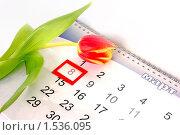 Купить «Открытка к 8 марта», фото № 1536095, снято 8 марта 2010 г. (c) Екатерина Тарасенкова / Фотобанк Лори