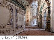 Купить «Внутри Воскресенского собора в Новоиерусалимском монастыре», фото № 1538099, снято 8 августа 2009 г. (c) Яременко Екатерина / Фотобанк Лори