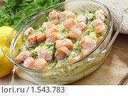 Купить «Запеканка с лососем», фото № 1543783, снято 20 февраля 2010 г. (c) Stockphoto / Фотобанк Лори