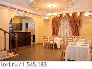 Интерьер ресторана, кафе (2010 год). Редакционное фото, фотограф Вячеслав Левицкий / Фотобанк Лори