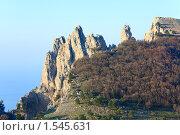 Рассвет Горный пейзаж (2009 год). Стоковое фото, фотограф Юрий Брыкайло / Фотобанк Лори