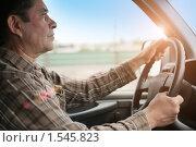 Водитель. Стоковое фото, фотограф Константин Сутягин / Фотобанк Лори
