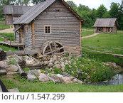 Деревенская изба. Стоковое фото, фотограф Ольга Маркова / Фотобанк Лори