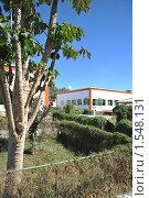 Купить «Отель в городе Борама», фото № 1548131, снято 13 января 2010 г. (c) Free Wind / Фотобанк Лори