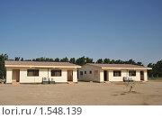 """Купить «Отель """"Мансур"""" в городе Бербера», фото № 1548139, снято 9 января 2010 г. (c) Free Wind / Фотобанк Лори"""