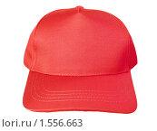 Купить «Красная бейсболка», фото № 1556663, снято 9 ноября 2009 г. (c) Анатолий Заводсков / Фотобанк Лори