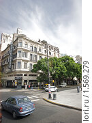 Купить «Буэнос Айрес, проспект 9 июля», фото № 1569279, снято 14 марта 2010 г. (c) А. Клипак / Фотобанк Лори