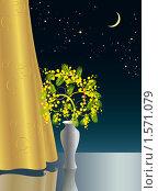 Купить «Ночная фантазия», иллюстрация № 1571079 (c) Бондарь Александр Николаевич / Фотобанк Лори