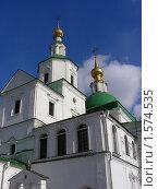 Купить «Москва. Свято-Данилов монастырь», эксклюзивное фото № 1574535, снято 17 марта 2010 г. (c) lana1501 / Фотобанк Лори
