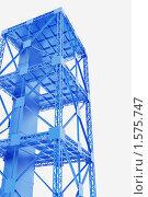 Купить «Металлоконструкции», иллюстрация № 1575747 (c) Андрей Соколов / Фотобанк Лори