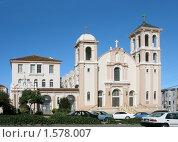 Купить «Католический собор в Сан-Франциско», фото № 1578007, снято 5 февраля 2008 г. (c) Валентина Троль / Фотобанк Лори