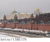 Кремль (2010 год). Редакционное фото, фотограф Юрий Ческидов / Фотобанк Лори