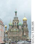 Купить «Спас-на-крови. Санкт-Петербург», фото № 1580395, снято 12 июня 2009 г. (c) Виктор Юрасов / Фотобанк Лори