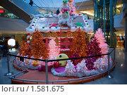 Купить «Рождественский интерьер», фото № 1581675, снято 18 декабря 2007 г. (c) Дмитрий Ковязин / Фотобанк Лори