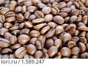 Купить «Кофе (малая глубина резкости)», фото № 1589247, снято 27 марта 2010 г. (c) Евгений Одеров / Фотобанк Лори