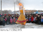 Купить «Масленица», фото № 1592915, снято 9 марта 2008 г. (c) Вадим Мякшин / Фотобанк Лори
