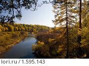 """Купить «Национальный парк """"Оленьи ручьи""""», фото № 1595143, снято 3 октября 2008 г. (c) Дмитрий Ковязин / Фотобанк Лори"""