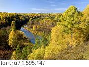"""Купить «Национальный парк """"Оленьи ручьи""""», фото № 1595147, снято 3 октября 2008 г. (c) Дмитрий Ковязин / Фотобанк Лори"""