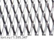 Купить «Перфорированный металл», фото № 1595347, снято 28 марта 2010 г. (c) Угоренков Александр / Фотобанк Лори