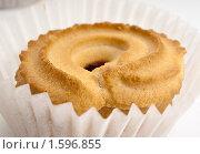 Купить «Печенье», фото № 1596855, снято 10 января 2010 г. (c) Черников Роман / Фотобанк Лори