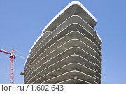 Купить «Строительство в городе Ростове-на-Дону», фото № 1602643, снято 17 мая 2009 г. (c) Parmenov Pavel / Фотобанк Лори