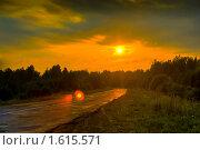 Егорьевское шоссе. Стоковое фото, фотограф Александр Жучков / Фотобанк Лори