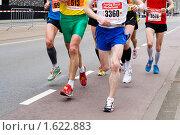 Купить «Ежегодный Роттердамский марафон, 2010», фото № 1622883, снято 11 апреля 2010 г. (c) Петр Кириллов / Фотобанк Лори