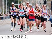 Купить «Ежегодный Роттердамский марафон, 2010», фото № 1622943, снято 11 апреля 2010 г. (c) Петр Кириллов / Фотобанк Лори
