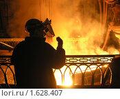 Купить «Металлургия», фото № 1628407, снято 31 мая 2007 г. (c) Вячеслав Петров / Фотобанк Лори