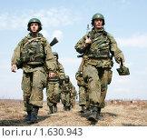 Купить «Отряд возвращается из боя», фото № 1630943, снято 15 апреля 2010 г. (c) Андрей Ярцев / Фотобанк Лори