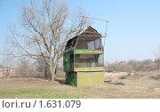 Купить «Одиноко стоящая голубятня», фото № 1631079, снято 15 апреля 2010 г. (c) Alechandro / Фотобанк Лори