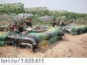 Купить «Военный командный пункт», фото № 1633611, снято 16 апреля 2010 г. (c) Андрей Ярцев / Фотобанк Лори