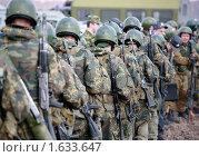 Купить «Отряд возвращается из боя», фото № 1633647, снято 15 апреля 2010 г. (c) Андрей Ярцев / Фотобанк Лори