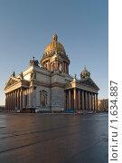 Купить «Исаакиевский собор. Санкт-Петербург», эксклюзивное фото № 1634887, снято 15 апреля 2010 г. (c) Александр Алексеев / Фотобанк Лори