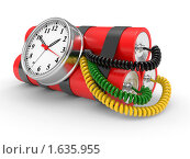 Купить «Бомба замедленного действия», иллюстрация № 1635955 (c) Маринченко Александр / Фотобанк Лори