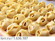 Манты - традиционное мясное блюдо Монголии. Стоковое фото, фотограф Харкин Вячеслав / Фотобанк Лори