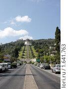 Купить «Бахайские сады. Израиль. Хайфа.», фото № 1641763, снято 2 сентября 2009 г. (c) Кузнецов Дмитрий / Фотобанк Лори