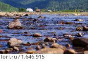 Река. Стоковое фото, фотограф Земфира Магадеева / Фотобанк Лори
