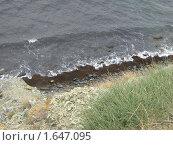 Прибрежная волна. Стоковое фото, фотограф Алексей Мещеряков / Фотобанк Лори