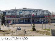 Купить «Казань, Дворец спорта», фото № 1647655, снято 18 апреля 2010 г. (c) Parmenov Pavel / Фотобанк Лори